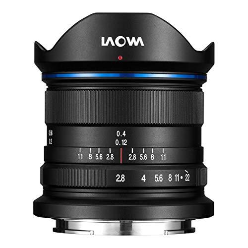 LAOWA 9 mm/F 2.8 Zero-D Objektiv (Fujifilm X-Anschluss)