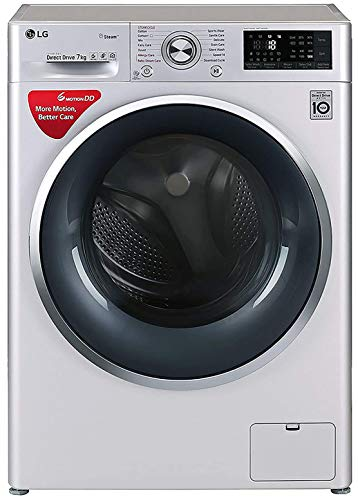 LG 7 kg Inverter Fully-Automatic Front Loading Washing Machine...