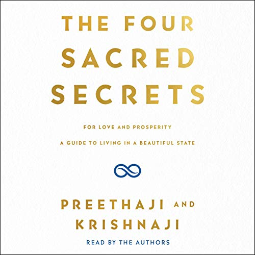 The Four Sacred Secrets audiobook cover art