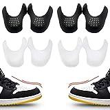 Lot de 4 paires de protections contre les plis de chaussures pour homme 40-45 et femme 38-42