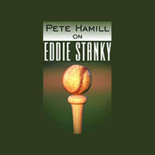 Pete Hamill on Eddie Stanky cover art