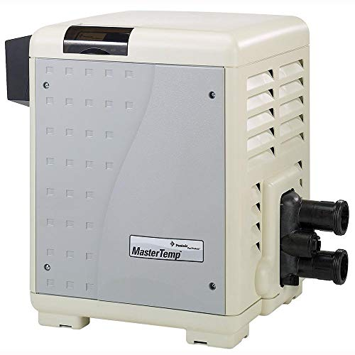 Pentair 460733 MasterTemp High Performance Eco-Friendly Pool Heater, Propane Gas, 250,000 BTU