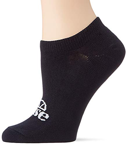 ellesse Damen Frimo 3 Pack No Show Socks, Schwarz, 9_11