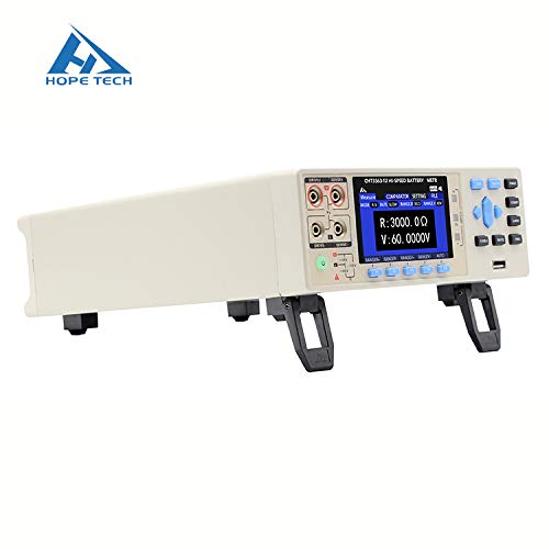 Best Bargain CHT3563A-12H multichannel battery meter battery measuring instrument 12 channels