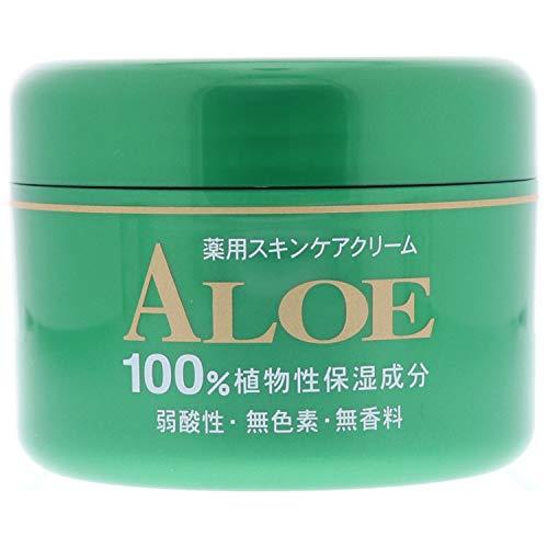 アロエ薬用スキンケアクリーム185g