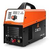 Plasma Cutter 50Amp Non-Touch 1/2' Clean Cut 110/220V IGBT DC Inverter Dual High Frequency Air Plasma Cutting Machine