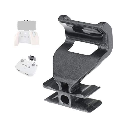 Rcgeek Handy-Clip-Halter-Verlängerungs-Set, kompatibel mit DJI Mavic Air 2 / Mavic Mini 2 Drohnen-Controllern, abnehmbar, erweiterter Smartphone-Ständer
