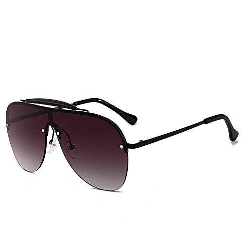 Belleashy Gafas de sol para mujer vintage de gran tamaño, polarizadas 100% protección UV, para conducir, ciclismo, correr, pesca, golf, uso diario (color: C1)