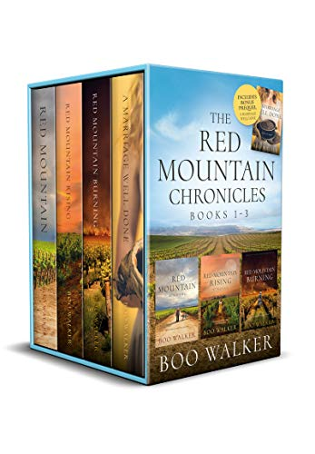 The Red Mountain Chronicles Box Set: Books 1-3 + Prequel (English Edition)