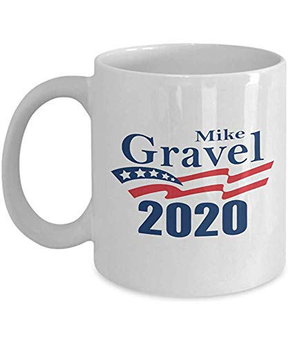 Mike-Kies 2020 Becher-Lustige Kaffeetasse-Mike-Kies-Anhänger Geschenke-Politisch