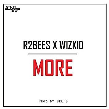 More (feat. Wizkid)