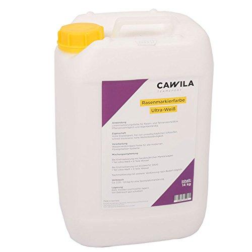 Cawila Ultra-Weiß Rasenmarkierung,14kg