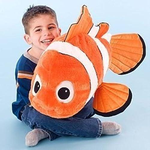 40% de descuento Disney Store Jumbo Nemo Plush Disney's Finding Nemo by Disney Disney Disney Interactive Studios  moda clasica