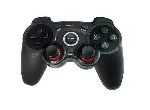 (Renewed) Redgear Elite Wireless Gamepad (Black)