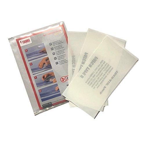 Fiamma Kit Repair Plus Reparatur Kit 3er Set für Markisen und Vorzelte 8x15 cm (2)