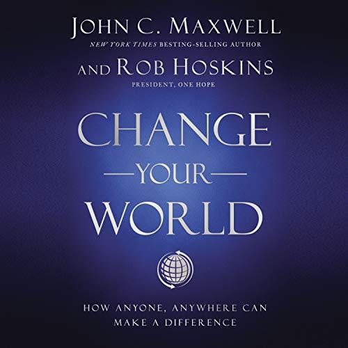 Page de couverture de Change Your World