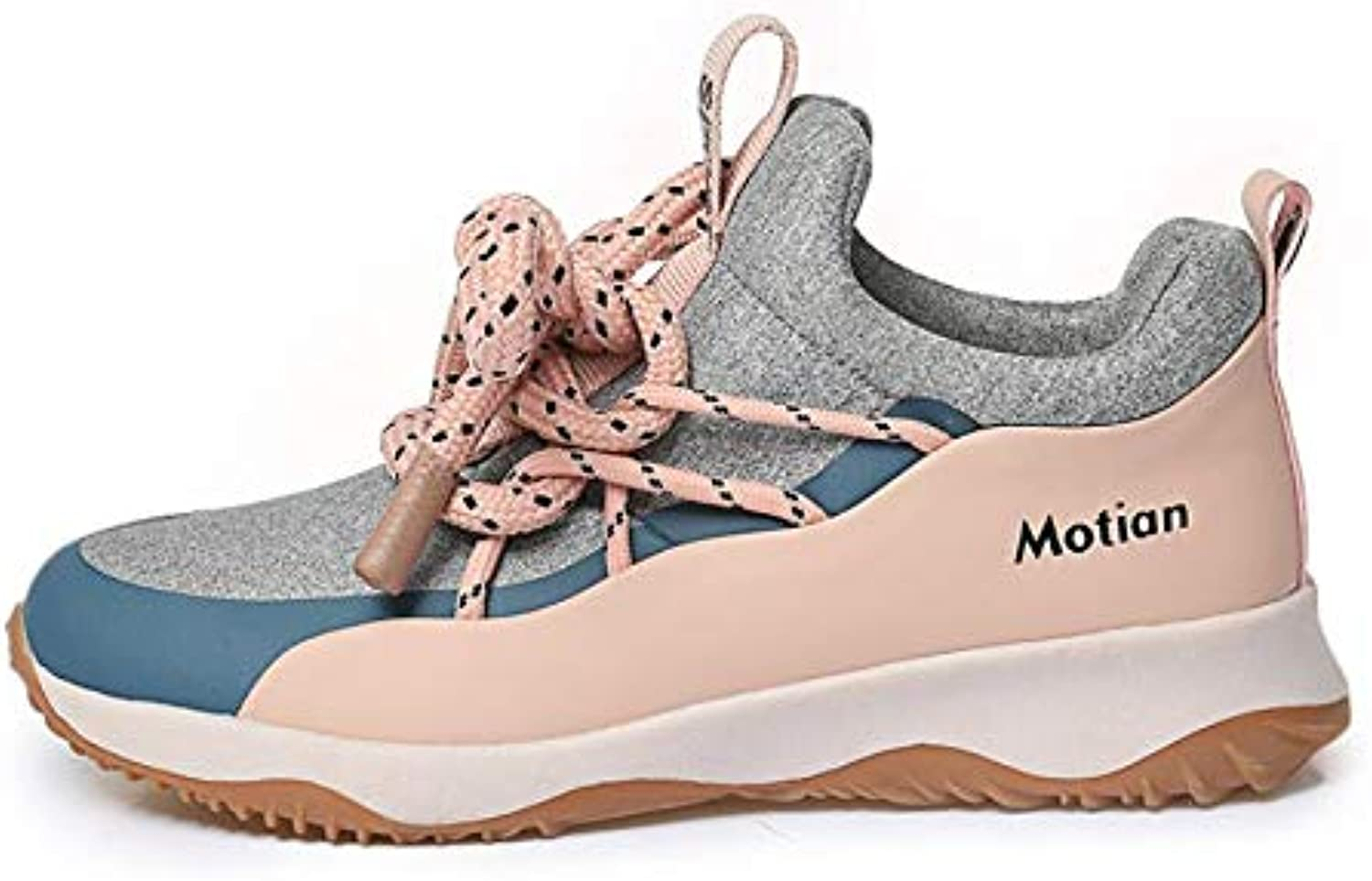Women's shoes Non-Slip Lightweight Sneaker Fashion Comfort Mesh Sneakers Breathable Impact Resistant Trainers shoes Camping Gym Park (color   A, Size   39)