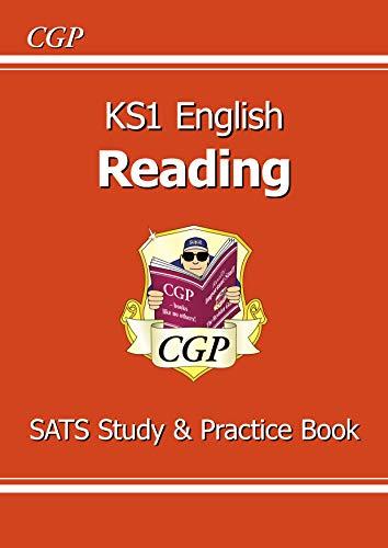 KS1 English Reading Study & Practice Book (CGP KS1 English SATs) (English Edition)