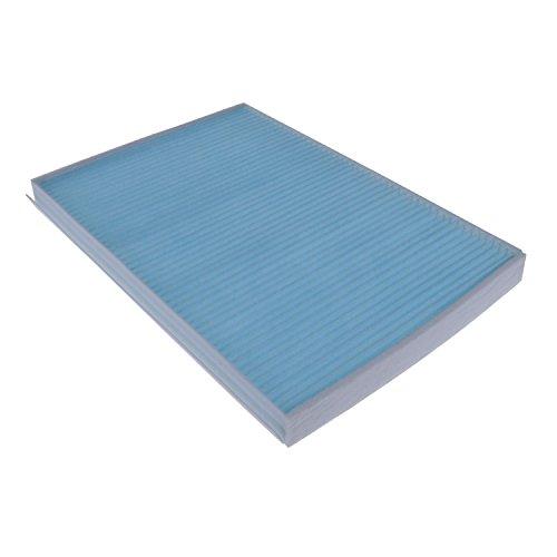 Blue Print ADG02543 Innenraumfilter / Pollenfilter , 1 Stück
