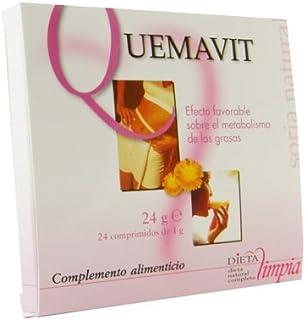 Soria Natural Quemavit Ácidos Grasos Esenciales - 28 Cápsulas