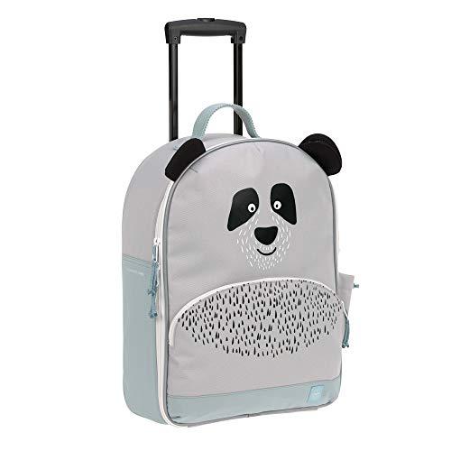 LÄSSIG Maleta para niños a partir de 3 años/Trolley About Friends, Pau Panda