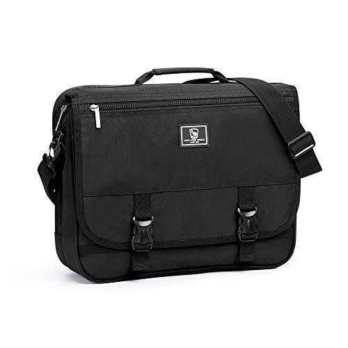 OIWAS Briefcase For 14 Inch Laptop Business Messenger Bag Men Shoulder Satchel Women Crossbody Computer Bag School Bookbag