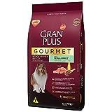 Ração Gran Plus Gourmet para Cães Adultos de Médio e Grande Porte Sabor Peru 15kg