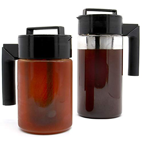High-Q Iced thee- en koffiezetapparaat Premium Cold Brew Pitcher Infuser