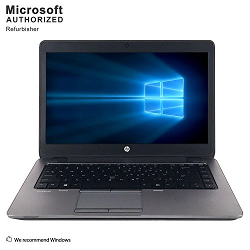 Windows 10 Pro 64Bit HP EliteBook 850 G2 15.6 Laptop Certified Refurbished 500GB Hard Drive Core i5-5300U 2.3GHz 8G RAM
