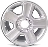 Bill Smith Auto Replacement For Aluminum Wheel Rim 17x7.5 Inch Fits 2004-2008 Ford F150