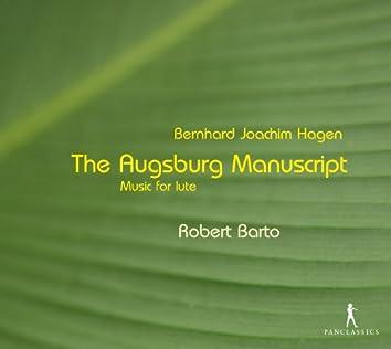 Hagen: The Augsburg Manuscript Music for Lute