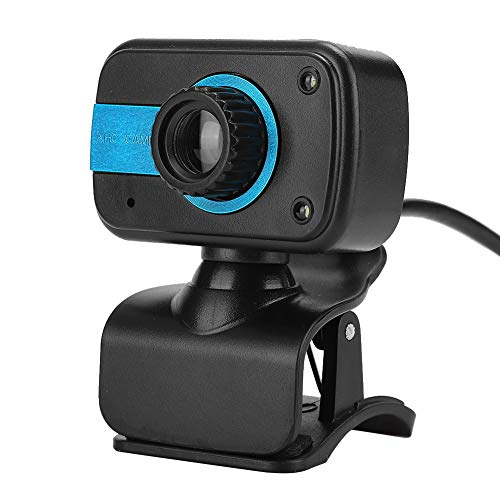 cigemay Full HD Web Camera,Rotate up and down 30°,Autofocus Technology,Supports Various Video Conferencing Software,Conferencing Gaming Xbox Skype OBS Twitch Youtube