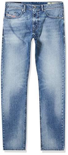 Diesel Herren Thommer 00sw1r-0853p Slim Jeans, Blau (Azul 0853p), 48 (Herstellergröße: 33)