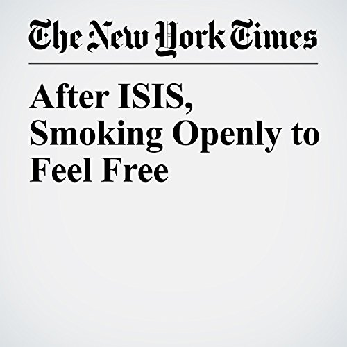 After ISIS, Smoking Openly to Feel Free copertina