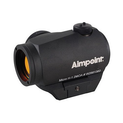 Aimpoint Red Dot Sight 200018 Micro, H-1 2 Standard Mount