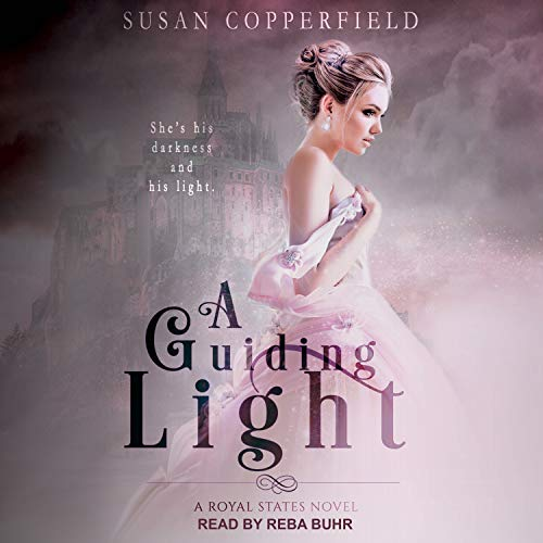 A Guiding Light audiobook cover art