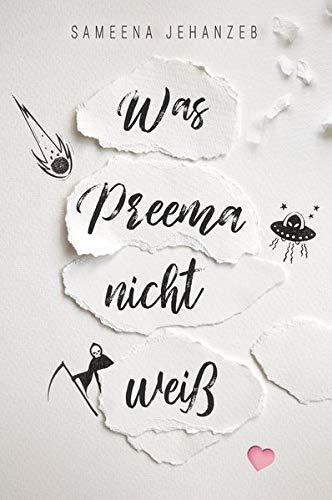Buchseite und Rezensionen zu 'Was Preema nicht weiß' von  Sameena Jehanzeb