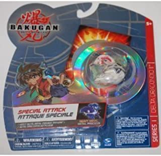 Bakugan Special Attack Drago II Color Varies