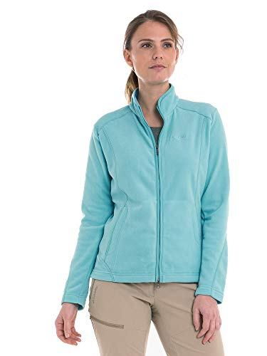 Schöffel Leona2 Damen Fleece Jacke, angel blue, 42