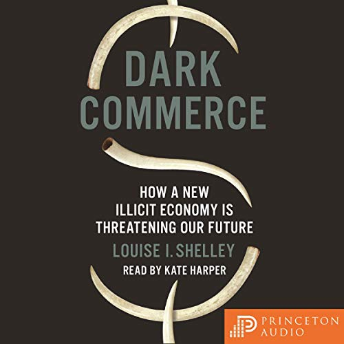 Dark Commerce     How a New Illicit Economy Is Threatening Our Future              By:                                                                                                                                 Louise I. Shelley                               Narrated by:                                                                                                                                 Kate Harper                      Length: 11 hrs and 26 mins     Not rated yet     Overall 0.0