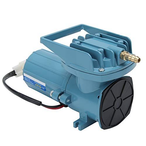DAUERHAFT Air Pump Aerator,Oil Free Oxygen Supplies MPQ902-12V-18W,for Fish Pond Aquaculture Aquarium Accessory Tool,Fishing Seafood Transport