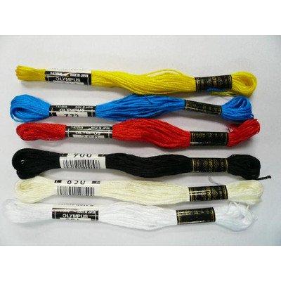 オリムパス 25番ししゅう糸 刺繍糸 その3 415