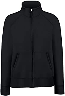 Fruit Of The Loom Zip Up Hoodie For Women