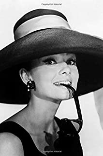 Audrey Hepburn Notebook, Journal, Diary - Classic Writing 120 Lined Pages #20: Famous People Person Legends Actors Actress...