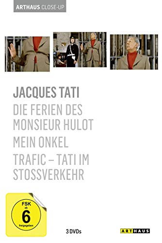Jacques Tati - Arthaus Close-Up [3 DVDs]