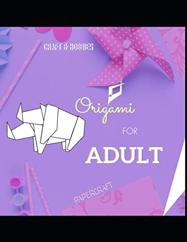 Origami For Adult