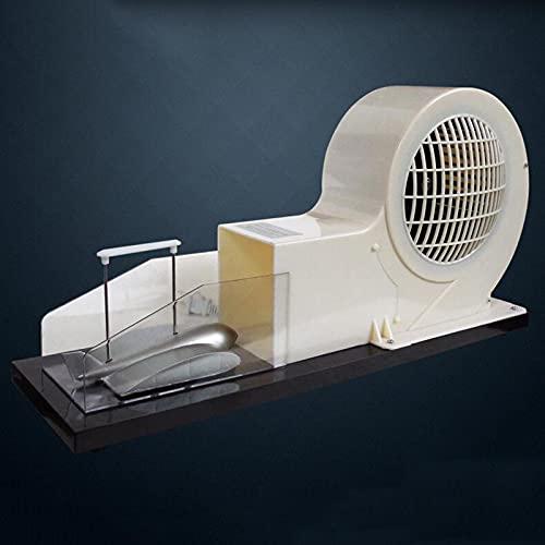 TWY Demostrador del Principio de elevación de aeronaves Experimento del túnel de Viento Demostrador del Principio de elevación del ala Equipo de Experimento de física de convección de Gas