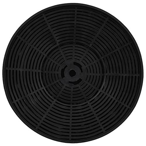 HUANGDANSP Kohlefilter für Dunstabzugshaube 2 STK. 175x30 mm Heim Garten Küche Esszimmer Zubehör für Küchengeräte Dunstabzugshauben-Zubehör