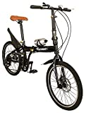 KEN ROD Bicicletas Plegables | Bicicleta Plegable...