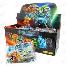 XENOX space warriors panini sobres sorpresa! COLECCIONALOS!